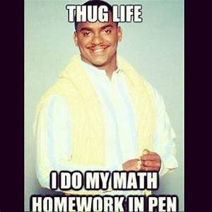 Thug Life Carlton Memes