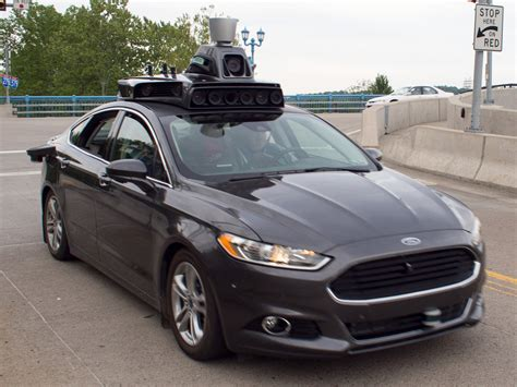 Uber's New Trend Of Self-driving Vehicle In California