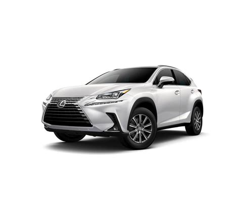 fort worth   lexus nx  eminent white pearl suv