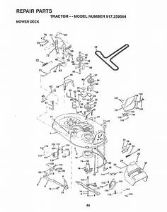 Craftsman 917259564 User Manual Tractor Manuals And Guides