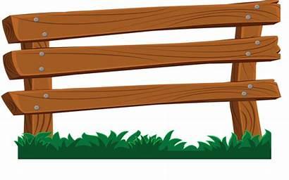 Fence Clipart Gate Clip Farm Wood Ranch