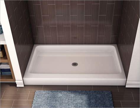 shower base vs tile floor 187 how to best 25 fiberglass