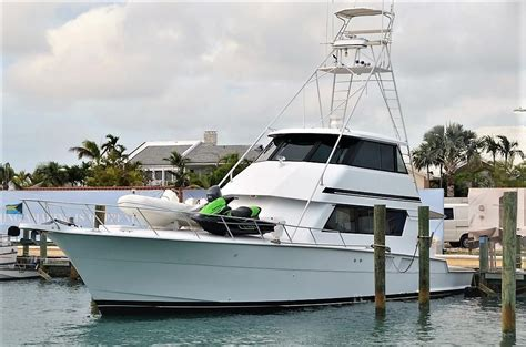 Boat Loans Jobs by 1988 Hatteras 65 Convertible Power New And Used Boats For