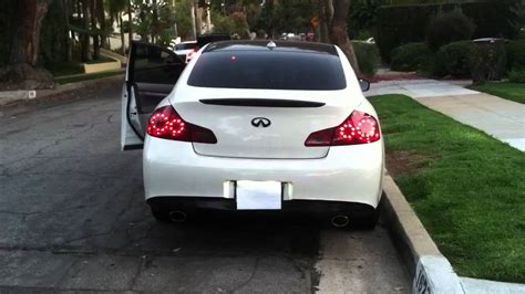 sedan muffler delete youtube
