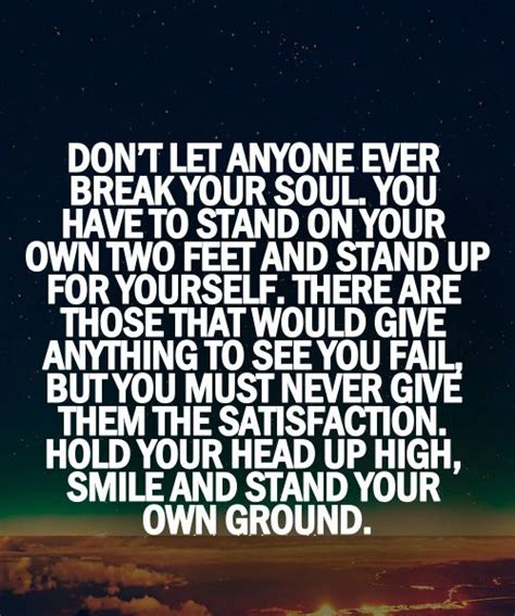 stand     feet inspirational quote full dose