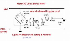 Solusi Battery  Kiprok Regulator Ac Motor Lebih Terang