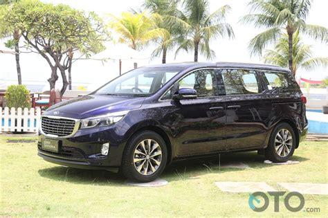 Kia Grand Sedona Modification by Kia Minat Boyong Grand Sedona Diesel Oto