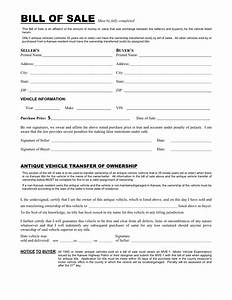 Alabama Automotive Bill Of Sale Free Kansas Vehicle Bill Of Sale Form Download Pdf Word