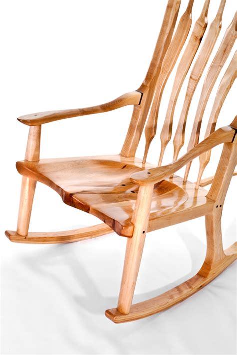 custom made rocking chairs furniture specalist woodwork