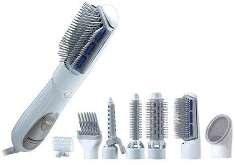 panasonic hair iron eh hs k souq panasonic eh ka81 hair styler with 6 attachments