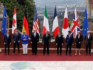 Ahead of its 44th summit in Canada today, G7 looks a ...