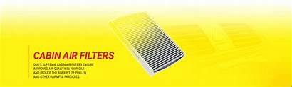 Gud Filters Filter Kits Cabin Range
