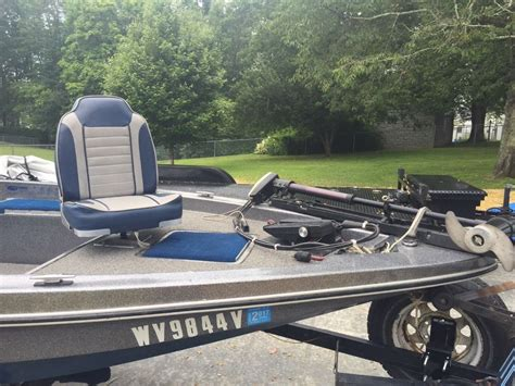 Bass Boats For Sale Usa by Stott Craft Bass Boat Boat For Sale From Usa