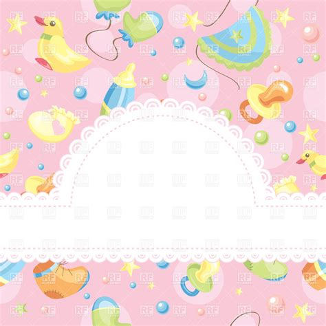 baby background   space  photo vector image