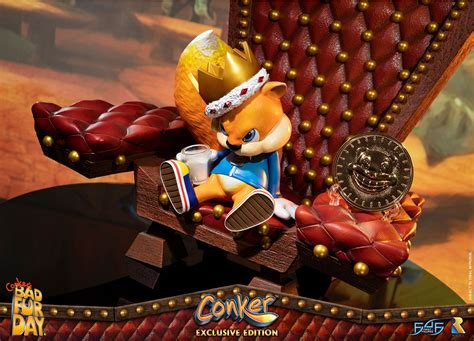 conker conkers bad fur day conker exclusive edition