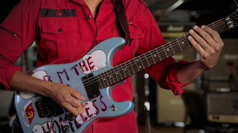 Riffs | Tom Morello Teaches Electric Guitar | MasterClass