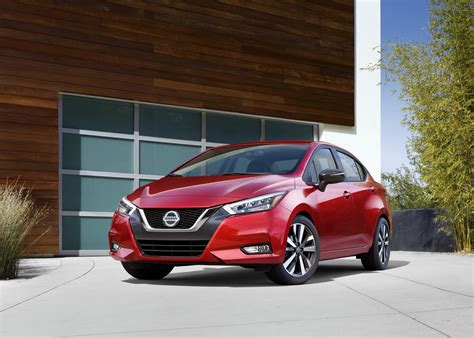 Nissan New 2020 by 2020 Nissan Versa Unveiled With Standard Safety Tech