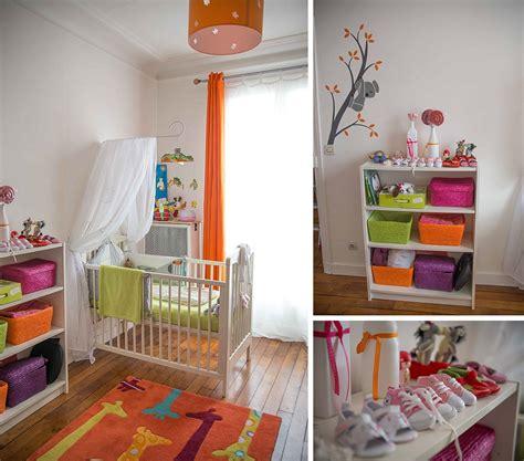 jeu de decoration de chambre couleur jaune chambre bebe
