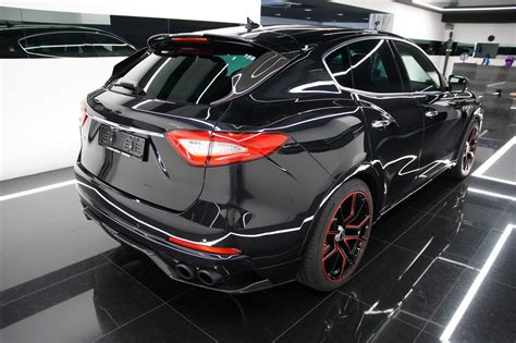 maserati modified startech s maserati levante wants you to know it is your