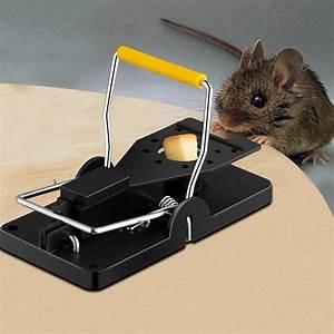 2019 Rat Traps Heavy Duty Mice Mouse Trap Easy Set