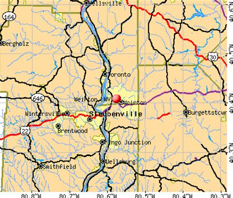weirton west virginia wv 26062 profile population