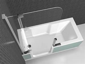 Dusche Und Badewanne Kombiniert : badewanne mit einstieg preise behindertengerechte badewanne ~ Sanjose-hotels-ca.com Haus und Dekorationen