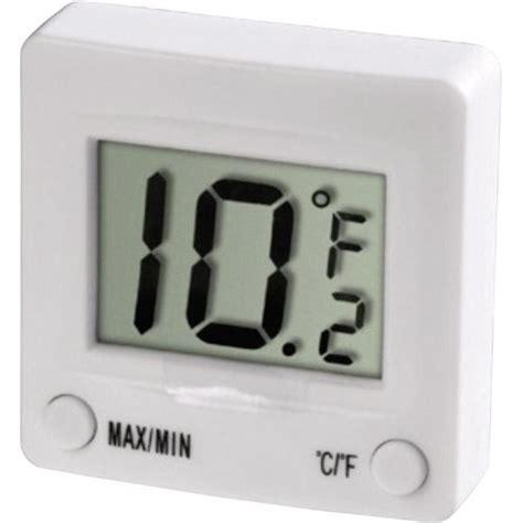 thermomètre de congélateur réfrigérateur numérique hama