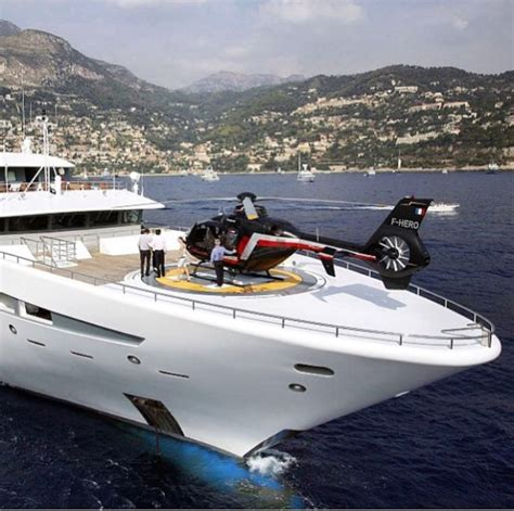 Yacht With Helicopter by 17 Best Images About Boats Power On