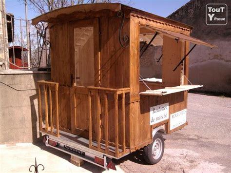 vente cuisine d exposition vente ambulante roulotte de marché