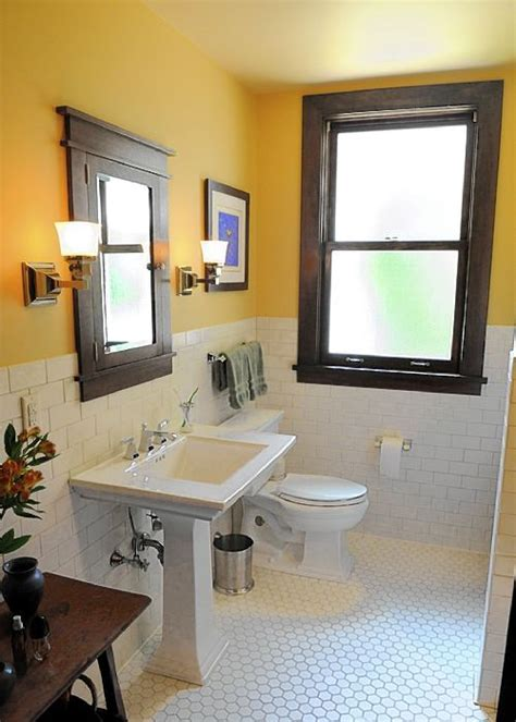 Craftsman Style Bathroom Ideas by Craftsman Style Bathroom Bungalow Bathrooms Bungalow