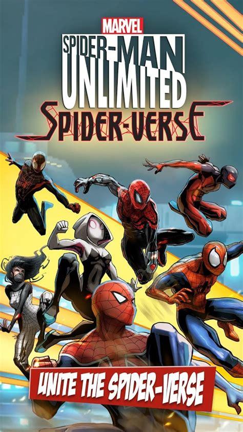 spider man unlimited  mega mod apk henxz apps