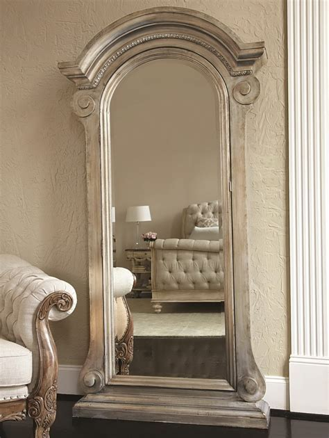 Modest Square Bedroom Wall Cabinet With Mirror For