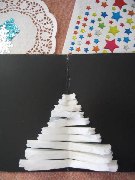 schicke weihnachtskarte selbst gestalten dekoking diy bastelideen dekoideen zeichnen lernen