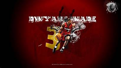 Miami Heat Wade Dwyane Iphone Wallpapers Basketball