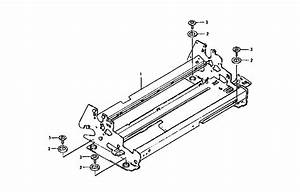 Brother Model Xl Printer Genuine Parts