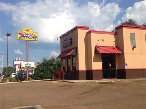popeyes louisiana kitchen chicken wings  sunset dr grenada ms restaurant reviews