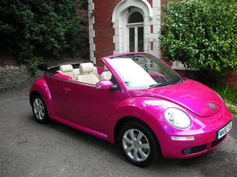 pink convertible volkswagen free images online 08 15 11