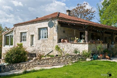 small vintage provence  french house design