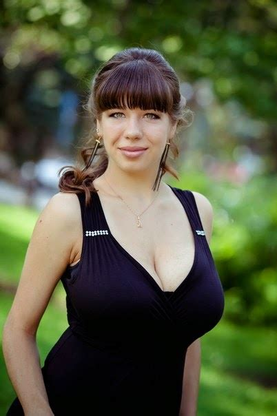 Amateur Busty Russian Hot Photo