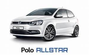 Volkswagen Polo Allstar : volkswagen allstar la nouvelle s rie sur quip e ~ Dode.kayakingforconservation.com Idées de Décoration