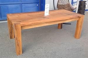 Eiche Massiv Tisch : esstisch altholz eiche massiv ~ Eleganceandgraceweddings.com Haus und Dekorationen