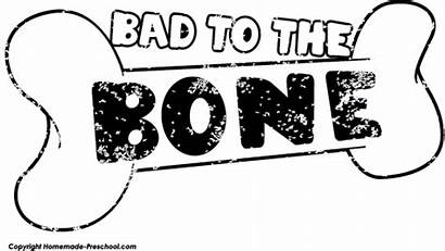 Dog Clipart Bone Bad Chihuahua