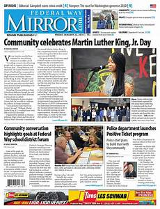 Federal Way Mirror, January 22, 2016 by Sound Publishing ...
