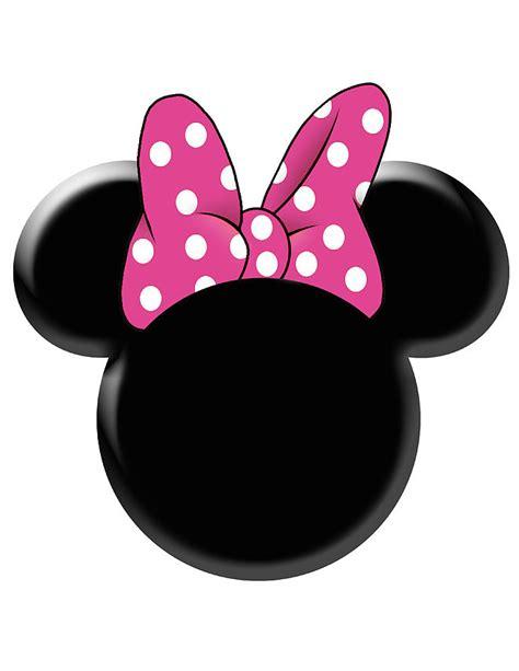 minnie mouse bow cut  template minnie