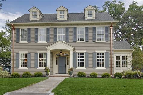 great neighborhood homes traditional exterior