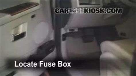 interior fuse box location   jeep grand cherokee