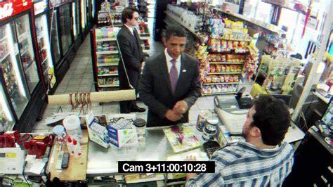 Obama Caught Buying Cigarettes - YouTube