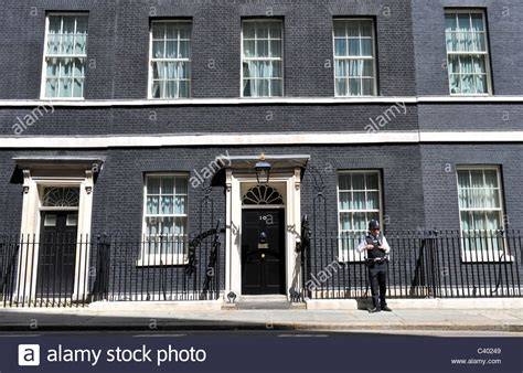 Images of 10 Downing Street London England