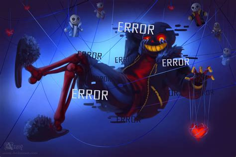 Error Sans By Azany On Deviantart