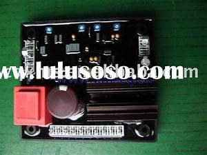 Automatic Voltage Regulator Avr Circuit Diagram  Automatic